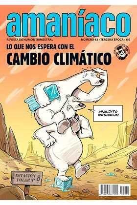 AMANIACO #43. ESPECIAL CAMBIO CLIMATICO
