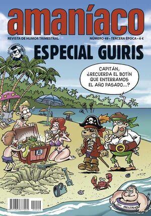 AMANIACO #49. ESPECIAL GUIRIS