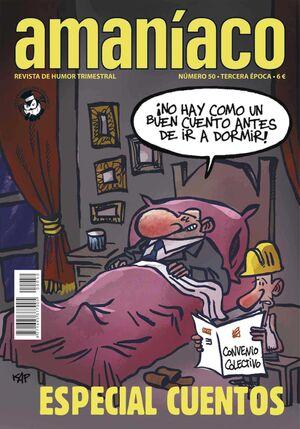 AMANIACO #50. ESPECIAL CUENTOS
