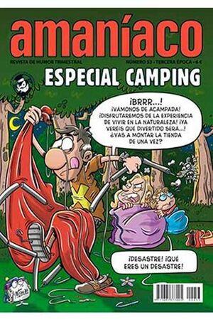 AMANIACO #53. ESPECIAL CAMPING