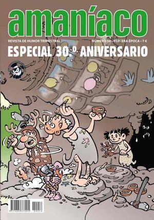 AMANIACO #56. ESPECIAL 30 ANIVERSARIO