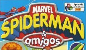 SPIDERMAN Y AMIGOS #008