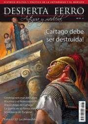 DESPERTA FERRO #31. CARTAGO DEBE SER DESTRUIDA