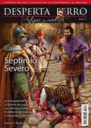 DESPERTA FERRO #35. SEPTIMIO SEVERO