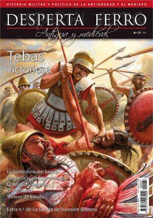 DESPERTA FERRO #37. TEBAS VICTORIOSA