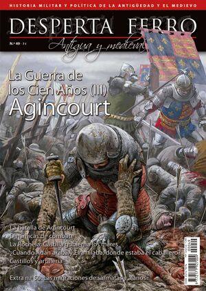 DESPERTA FERRO #49. LA GUERRA DE LOS CIEN AÑOS (III): AGINCOURT