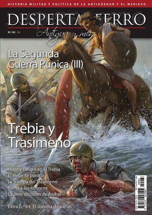 DESPERTA FERRO ANTIGUA Y MEDIEVAL #063. LA SEGUNDA GUERRA PUNICA III