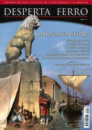DESPERTA FERRO #03. LA HERENCIA VIKINGA