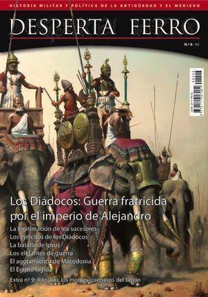 DESPERTA FERRO #08. LOS DIADOCOS: GUERRA FRATICIDA POR IMPERIO ALEJANDRO