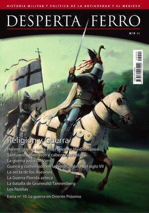 DESPERTA FERRO #09. RELIGION Y GUERRA