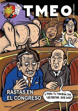 TMEO #135. RASTAS EN EL CONGRESO