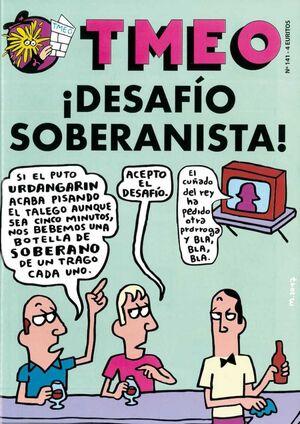 TMEO #141. DESAFIO SOBERANISTA!