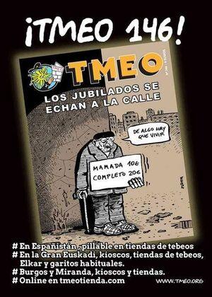 TMEO #146. LOS JUBILADOS SE ECHAN A LA CALLE