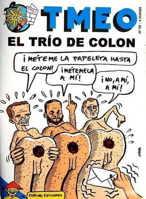 TMEO #151. EL TRIO DE COLON