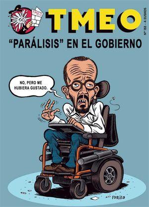 TMEO #153. PARALISIS EN EL GOBIERNO