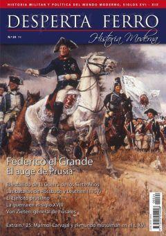 DESPERTA FERRO HISTORIA MODERNA #024. FEDERICO EL GRANDE: EL AUGE DE PRUSIA