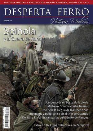 DESPERTA FERRO HISTORIA MODERNA #035. SPINOLA Y LA GUERRA DE FLANDES
