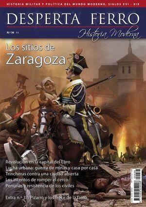 DESPERTA FERRO HISTORIA MODERNA #036. LOS SITIOS DE ZARAGOZA