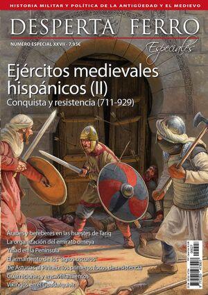DESPERTA FERRO ESPECIAL #27 XXVII. EJERCITOS MEDIEVALES HISPANICOS II