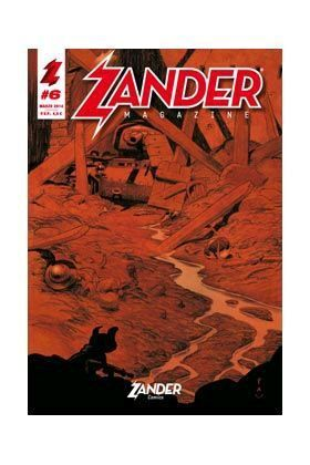 ZANDER MAGAZINE #06