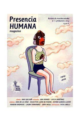 PRESENCIA HUMANA MAGAZINE #05 INVIERNO 2014