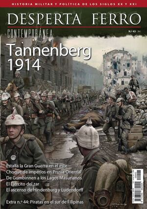 DESPERTA FERRO CONTEMPORANEA #043. TANNENBERG 1914