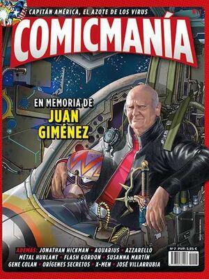 COMICMANIA #07
