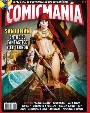 COMICMANIA #08