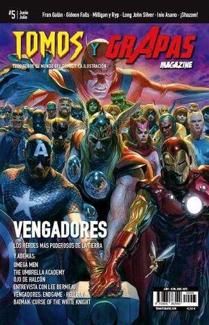 TOMOS Y GRAPAS MAGAZINE #05