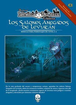 AVENTURAS EN LA MARCA DEL ESTE: LOS SALONES ANEGADOS DE LEVIATAN
