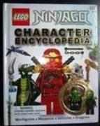 LEGO NINJAGO ENCICLOPEDIA DE PERSONAJES