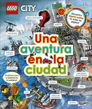 LEGO CITY: UNA AVENTURA EN LA CIUDAD