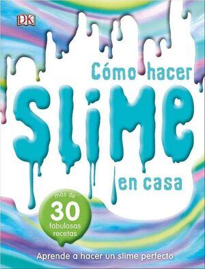 COMO HACER SLIME EN CASA