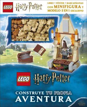 LEGO HARRY POTTER. CONSTRUYE TU PROPIA AVENTURA