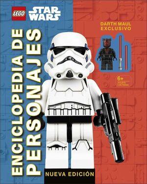LEGO STAR WARS. ENCICLOPEDIA DE PERSONAJES (NUEVA EDICION)