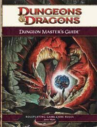 DD4: GUIA DEL DUNGEON MASTER (INGLES)