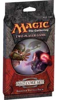 MAGIC- BOOSTER BATTLE PACK M12