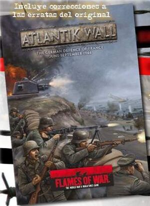 FOW: ATLANTIK WALL (CASTELLANO)