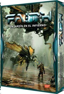 FAITH JDR UN JARDIN EN EL INFIERNO