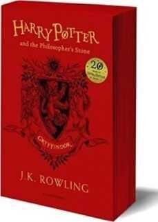 HARRY POTTER AND THE PHILOSOPHER´S STONE. GRYFFINDOR EDITION