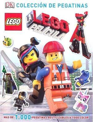 LEGO LA PELICULA: COLECCION DE PEGATINAS