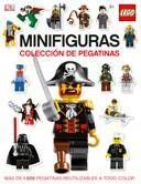 LEGO MINIFIGURAS COLECCION DE PEGATINAS