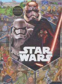 STAR WARS: THE FORCE AWAKENS. BUSCA Y ENCUENTRA