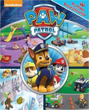 PATRULLA CANINA / PAW PATROL: MI PRIMER BUSCA Y ENCUENTRA