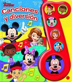 CANCIONES Y DIVERSION. PLAY-A-SONG!