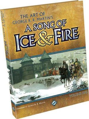 THE ART OF GEORGE R.R. MARTIN.S: A SONG OF ICE AND FIRE