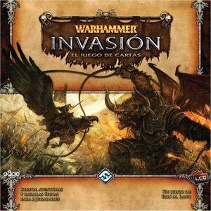 WARHAMMER INVASION LCG - CAJA BASICA