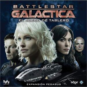 BATTLESTAR GALACTICA. EXPANSION PEGASUS