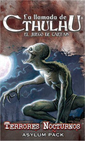 LA LLAMADA DE CTHULHU LCG - PACK 3: TERRORES NOCTURNOS