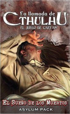 LA LLAMADA DE CTHULHU LCG - PACK 5: EL SUEÑO DE LOS MUERTOS